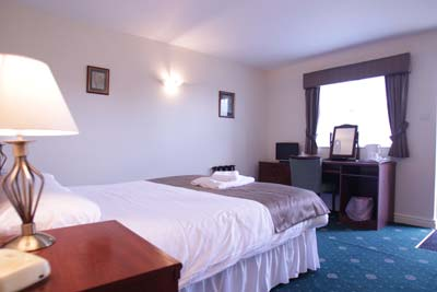 Rusland Pool Hotel room
